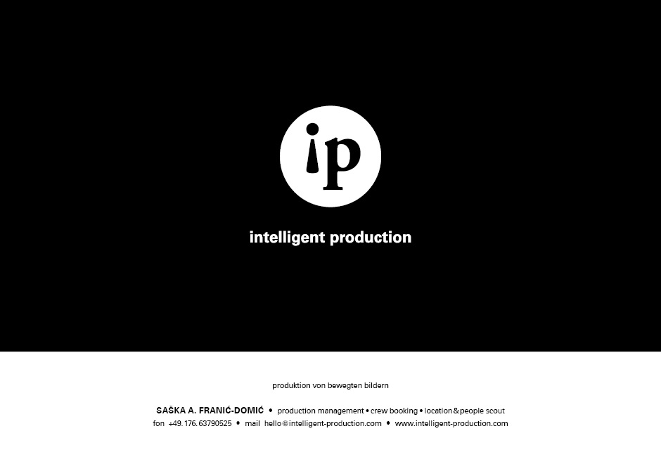 intelligent production